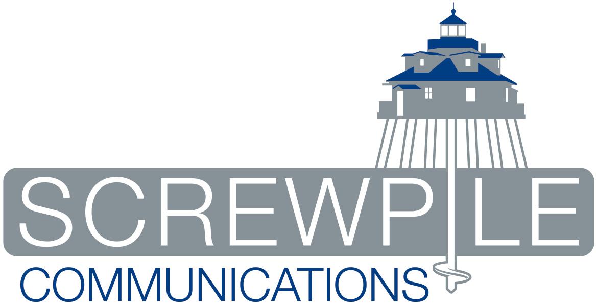 Logo: Screwpile Communications