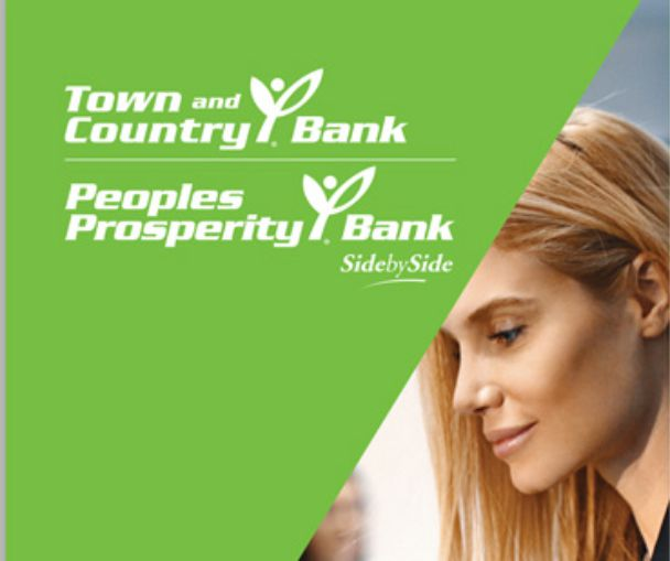 Town and Country Bank Samples